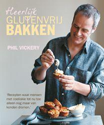 Brood, gebak en desserts: het zijn de gerechten die mensen met coeliakie het meest missen. Dat hoeft gelukkig niet meer dankzij het boek Heerlijk glutenvrij bakken van Phil Vickery.