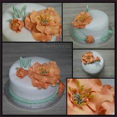 CAKE WITH FLOWER (Dort s květinou)