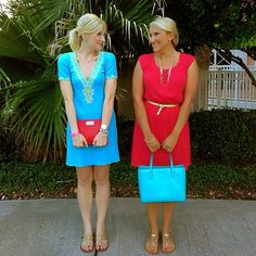 """""""Color twinsies for dinner with @eld_lauren!! #cultivate13"""""""
