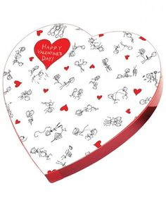 Happy Valentine's Day Stick Figure Candy In A Heart Box #sextoys #sextoysshop #sex #toys #valentines #valentine #Valentinesday #Bodystockings #Pantyhose #Hosiery #Fishnet #Body #Stocking #Lingerie #Costumes #underwear #Garters #Crotchless #lace #panty #thong #panties #fetish #erotic #Naughty #lace #thong #dirty #Corset #bra #bras #foreplay #Clothing For more information visit: www.sextoysshop.com