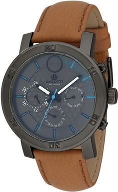 Bigotti Milano Men's Gray Watch