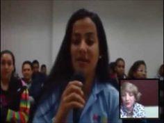 Fragmento del conversatorio de los estudiantes de la UDI Central, jornada de la noche