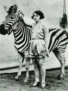 vintagegal:    Mae Vandermark Patton 1920's tattooed lady