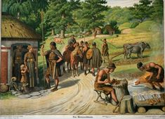 Scene from the Bronze Age