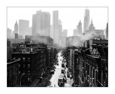 """https://flic.kr/p/Cnc6Zq   nyc#45 - Two Different Worlds   Chinatown and Financial District, viewed from the Manhattan Bridge, Lower Manhattan. New York City, September 2015   Press """"F"""" if you like it.   All of my photographs are under copyright ©. None of these photographs may be reproduced and/or used in any way without my permission.   © NGimages / Nico Geerlings Photography"""