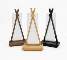 ミトンデザインのデザイン神具「OFUDAZA(御札座)」「KIFUDAZA(木札座)」 - インテリア情報サイト