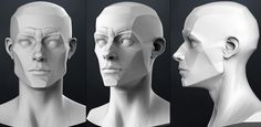 Download Planes of the head - Male free 3D model or browse 14505 similar Planes of 3D models. Available in max, obj, fbx, 3ds and other formats. Browse 140000+ 3D Models on CGTrader.