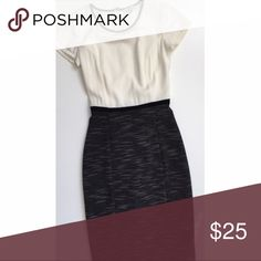 Dress Super cute professional dress. I actually bought this on Posh but unfortunately it's too small for me  it's so cute and elegant. No wear at all. Would recommend size 0. Dresses Midi