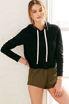 Project Social T Easy Hooded Top - Urban Outfitters