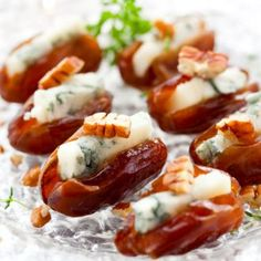 Stuffed+Dates+with+Blue+Cheese - NDTV