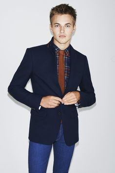 2f83cf1a5 78 Best How to wear navy blue suit images