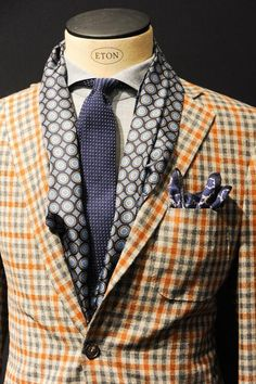 Eton  Fall Winter 2015 Otoño Invierno #Trends #Moda Hombre #Menswear #Tendencias