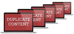 """Was ist eigentlich """"Duplicate Content""""? Gut erklärt hier:  http://t3n.de/news/duplicate-content-vermeiden-758662/?utm_source=t3n-Newsletter&utm_medium=E-Mail&utm_campaign=Dein"""
