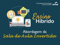 Blended Learning e a proposta da Sala de Aula Invertida