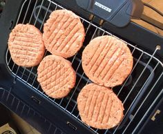 Rezept Hamburger Patty von gzl86 - Rezept der Kategorie Hauptgerichte mit Fleisch