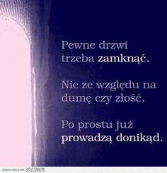 Stylowi.pl - Odkrywaj, kolekcjonuj, kupuj Silent Words, Saint Quotes, Life Philosophy, Simple Words, Beautiful Mind, Inspirational Thoughts, Good Advice, Motto, Just Do It