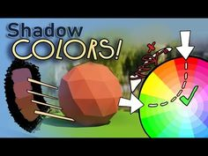Understanding Shadow Colors (Ambient Light Part 2) - YouTube Nice tutorial for both digital and traditional painting