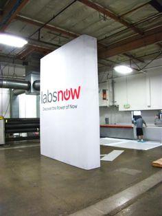 custom trade show display tower.  Ask a Question: http://shoptrigadisplays.com/contact/ #towers #tradeshow