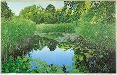 Siemen Dijkstra- Laatste Zonlicht (Last Sunlight) - Arboretum Delftse Hout - 2010 - reduction woodcut