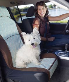 Kurgo Portsmouth Bucket Seat Cover for Dogs - Free Shipping on Kurgo Dog Seat Covers for Bucket Seats