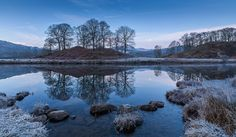 The River Brathay is a small river that runs from Elterwater to Windermere in the Lake District, Cumbria.