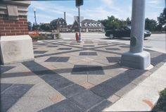 Unilock - Series 3000 paver Streetscape