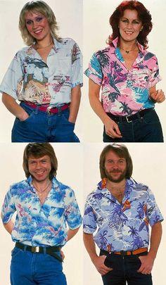 ABBA in 1980