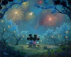 """Memories of Summer"" by Rob Kaz 