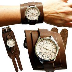 Estilo vintage reloj  reloj de pulsera por ZIZWatches en Etsy, €50.00
