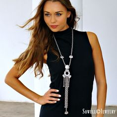 Tabitha Statement Necklace