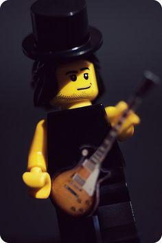 Slash from Guns 'N Roses