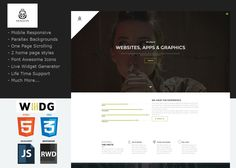 14 Best Premium Weebly Templates images in 2016 | Contemporary