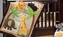 Sunny Safari Safari Nursery Decor