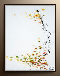 Abstrait dans Peinture - Etsy Art - Page 2