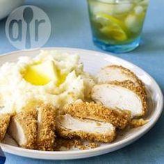 Hühnerbrust mit Knoblauch-Parmesankruste @ de.allrecipes.com