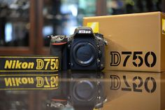 We have the new & exciting #Nikon #D750 in stock at Grays of Westminster! Call or email us now to place your order.