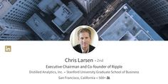 Ripple's 37000% rise has made its co-founder one of the world's richest people