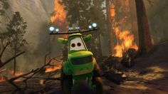 DVD Giveaway: Disney's Animated 'Planes: Fire and Rescue'