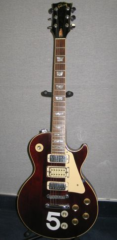 Pete Townsends #5 Gibson Les Paul