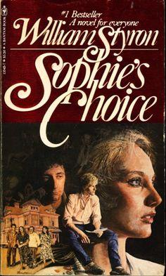sophies choice william styron essay William styron sophie choice essays - sophie's choice: william styron.