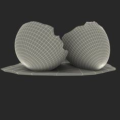 Cracked Egg Model available on Turbo Squid, the world's leading provider of digital models for visualization, films, television, and games. Cracked Egg, Eggs, Model, Egg, Scale Model, Models, Mockup