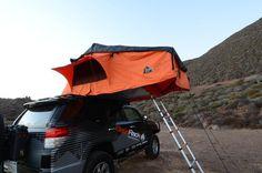 Autana RuggedizedTM Roof Top Tent | Tepui Tents | High Quality Roof Top Tents