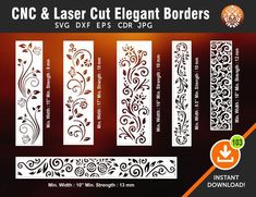 Pin on Premium Quality Wall Panel Templates and Stencils Laser Cut Screens, Laser Cut Panels, Tv Wall Design, Door Design, Partition Design, Cnc Cutting Design, Laser Cutting, House Main Gates Design, Laser Cut Lamps