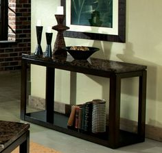 Bella sofa table