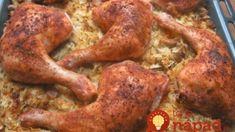 Pečené kura na kyslej kapuste – toto je náš rodinný recept ešte od pradeda: Takú dobrôtku ste dávno nejedli!
