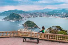 From pintxos to playa, acommodation to opening times, here's everything you need to know about the best things to do in San Sebastián, Spain. San Sebastian Spain, Places Around The World, Around The Worlds, Vancouver City, Basque Country, Southern Europe, Spain Travel, Travel Inspiration, Travel Ideas