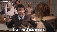 Dating Tips from the Doctor #120.