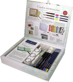 Show details for Creative Journaling Kit