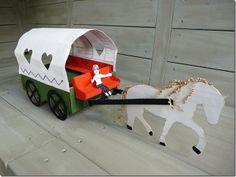 surprise paard en wagen