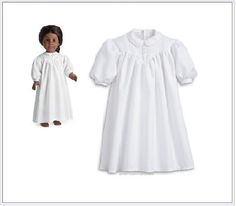 American Girl Addy's Nightgown DOLL IS NOT INCLUDED
